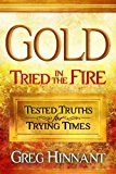 Portada de GOLD TRIED IN THE FIRE: TESTED TRUTHS FOR TRYING TIMES BY GREG HINNANT (2008-07-25)