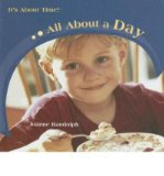 Portada de ALL ABOUT A DAY (IT'S ABOUT TIME) (HARDBACK) - COMMON