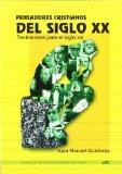 Portada de PENSADORES CRISTIANOS DEL SIGLO XX: TESTIMONIOS PARA EL SIGLO XXI