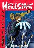 Portada de HELLSING: V. 8
