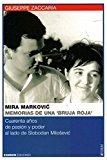 Portada de MIRA MARKOVIC: MEMORIAS DE UNA BRUJA ROJA