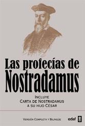 Portada de LAS PROFECÍAS DE NOSTRADAMUS - EBOOK