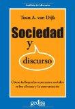 Portada de SOCIEDAD Y DISCURSO: COMO INFLUYEN LOS CONTEXTOS SOCIALES SOBRE EL TEXTO Y LA CONVERSACION