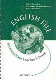 Portada de ENGLISH FILE 3.TCH (INTERMEDIATE)-PROFESOR-