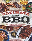Portada de SOUTHERN LIVING ULTIMATE BOOK OF BBQ: THE COMPLETE YEAR-ROUND GUIDE TO GRILLING AND SMOKING