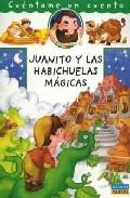 Portada de EXPLICAME UN CUENTO: JUANITO Y LAS HABICHUELAS MAGICAS