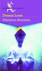 Portada de MIENTRAS DORMÍAN - EBOOK