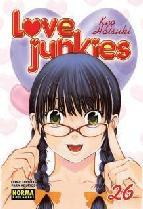 Portada de LOVE JUNKIES VOL. 26