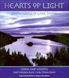 Portada de HEARTS OF LIGHT: IMPRESSIONS OF LAKE TAHOE : VERSE AND VISIONS