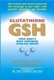 Portada de GLUTATHIONE (GSH) : YOUR BODY'S MOST POWERFUL HEALING AGENT