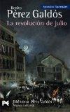 Portada de LA REVOLUCION DE JULIO:  EPISODIOS NACIONALES, 24/CUARTA SERIE
