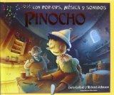 Portada de PINOCHO (CUENTOS CLASICOS SONIDOS)