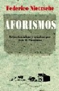 Portada de AFORISMOS