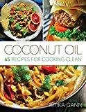 Portada de COCONUT OIL: 65 RECIPES FOR COOKING CLEAN