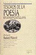 Portada de TESOROS DE LA POESIA EN LENGUA CASTELLANA