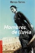 Portada de HOMBRES DE LLUVIA