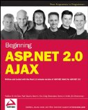 Portada de BEGINNING ASP.NET 2.0 AJAX (PROGRAMMER TO PROGRAMMER)