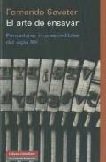 Portada de EL ARTE DE ENSAYAR: PENSADORES IMPRESCINDIBLES DEL SIGLO XX