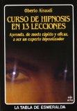 Portada de CURSO DE HIPNOSIS EN 13 LECCIONES