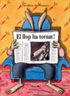 Portada de EL LLOP A TORNAT
