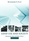 Portada de LAND USE AND SOCIETY: GEOGRAPHY, LAW, AND PUBLIC POLICY