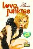 Portada de LOVE JUNKIES Nº 12
