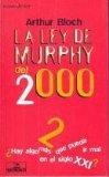 Portada de LA LEY DE MURPHY DEL 2000