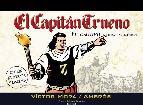 Portada de EL CAPITAN TRUENO: EL CAUTIVO Y OTRAS AVENTURAS