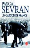 Portada de UN GARÇON DE FRANCE