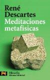 Portada de MEDITACIONES METAFISICAS