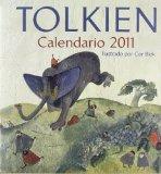 Portada de CALENDARIO TOLKIEN 2011