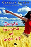Portada de DONDE TERMINA EL ARCO IRIS
