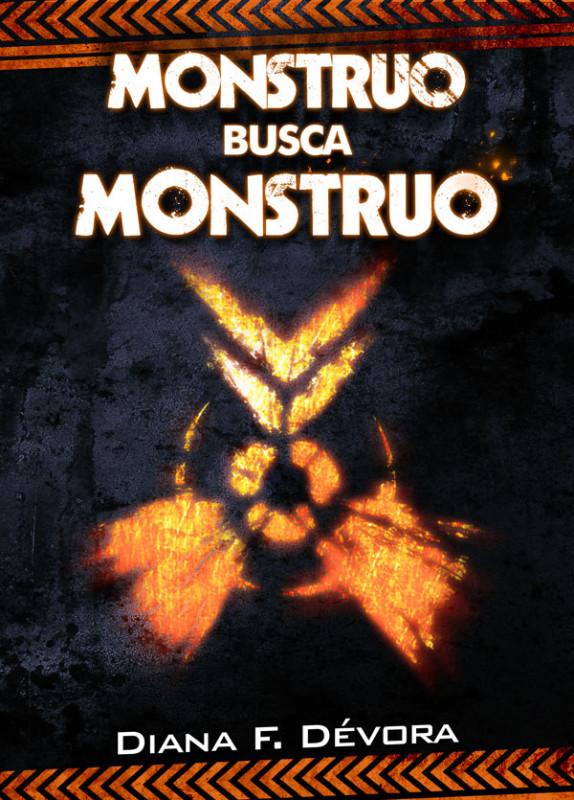 Portada de MONSTRUO BUSCA MONSTRUO