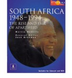 Portada de SOUTH AFRICA 1948-1994: THE RISE AND FALL OF APARTHEID: THE RISE AND FALL OF APARTHEID : UPDATED TO COVER THE ANC GOVERNMENTS OF MANDELA AND MBEKI, 1994-2000 (LONGMAN HISTORY PROJECT S.) (PAPERBACK) - COMMON