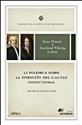Portada de ISAAC NEWTON & GOTTFRIED WILHEIM LEIBNIZ : LA POLEMICA SOBRE LA I NVENCION DEL CALCULO INFINITESIMAL