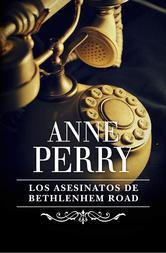 Portada de LOS ASESINATOS DE BETHELEM ROAD (EBOOK)