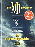 Portada de XIII: THE XIII MYSTERY, LA INVESTIGACION, 13