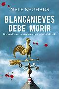 Portada de BLANCANIEVES DEBE MORIR