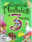 Portada de CUENTOS DE ANIMALES EN 3 MINUTOS