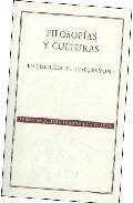 Portada de FILOSOFIAS Y CULTURAS