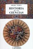 Portada de HISTORIA DE LAS CIENCIAS