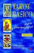 Portada de TAROT BASICO PARA PRINCIPIANTES