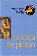 Portada de LA ETICA DE PLATON