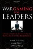 Portada de WARGAMING FOR LEADERS