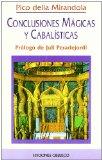 Portada de CONCLUSIONES MAGICAS Y CABALISTICAS