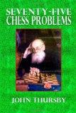 Portada de SEVENTY-FIVE CHESS PROBLEMS