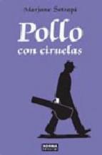 Portada de POLLO CON CIRUELAS (2ª ED.)
