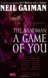 Portada de SANDMAN, THE: A GAME OF YOU - BOOK V: 5 (SANDMAN COLLECTED LIBRARY)