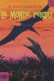 Portada de LE MONDE PERDU (FOLIO JUNIOR)