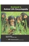 Portada de GRZIMEK'S ANIMAL LIFE ENCYCLOPEDIA, VOL. 17: CUMULATIVE INDEX BY HUTCHINS, MICHAEL (2003) HARDCOVER